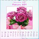 Picture Calendar 2017 icon