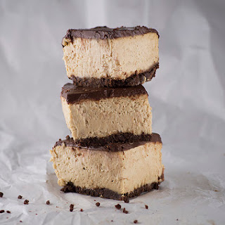 Peanut Butter Cheesecake Brownies with Chocolate Ganache