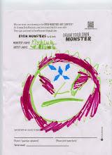 """Photo: """"Flublub"""" by William, age 6"""