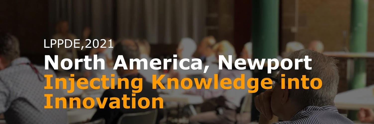 LPPDE 2021 North America - Injecting Knowledge into Innovation