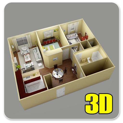 Model Home 3D