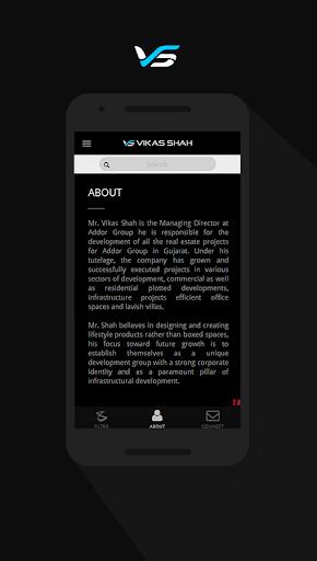 Vikas Shah Social screenshot 4