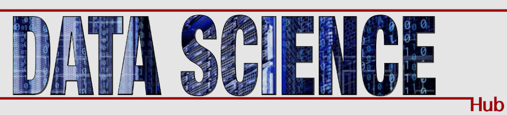 Data Science Hub Header Logo