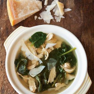 Spinach Chicken Broth Recipes