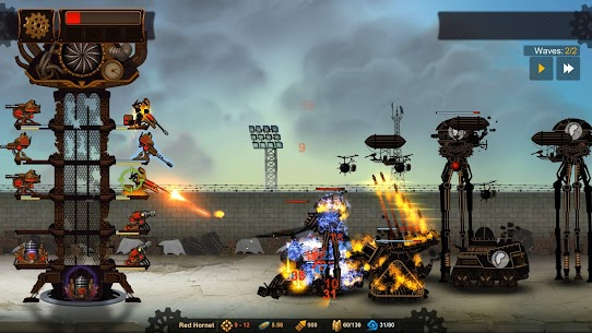 Steampunk Tower 2: The One Tower Defense Strategy 8