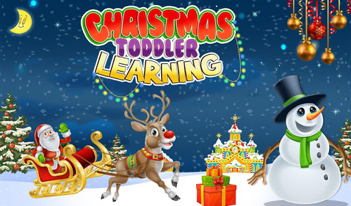 Christmas Toddler Learning