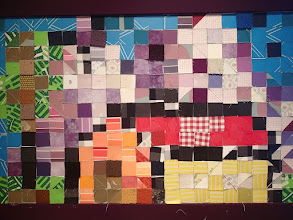 Photo: Magnetic Quilt Board