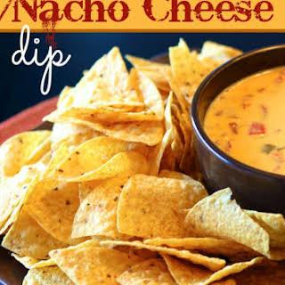 Nacho Cheese Dip.