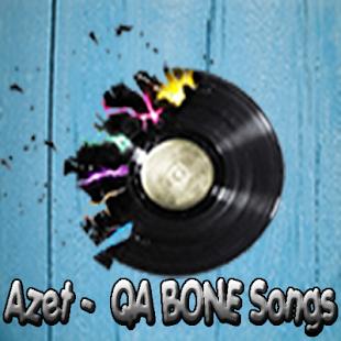 Azet - Qa Bone New Songs - náhled