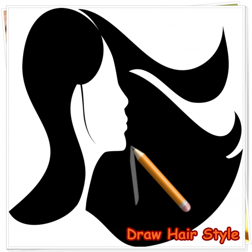 Draw Hair Style