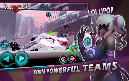 Zombie Avengers:(Dreamsky)Stickman War Z game (apk) free download for Android/PC/Windows screenshot