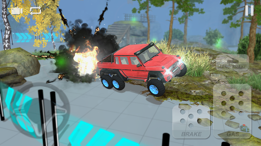 Offroad Sim 2020: Mud & Trucks screenshot 2
