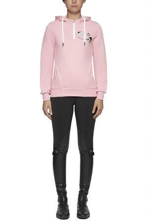 CT Girls Love Horses Hooded Sweatshirt