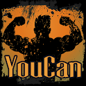 YouCan - Workout & Food icon