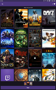 Twitch: Livestream Multiplayer Games & Esports poster