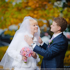 Wedding photographer Oleg Averyanov (AkvarelStyle). Photo of 08.11.2012