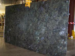 Photo: Labrador Blue Astral Brushed Lot 8978 3cm