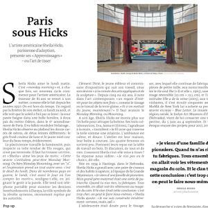 Paris sous hicks Le Monde