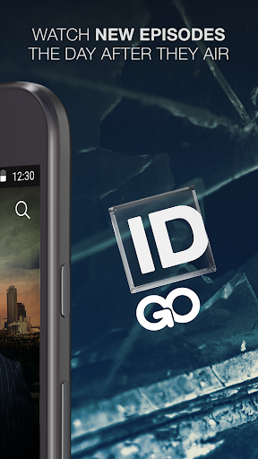 Investigation Discovery GO Screenshot