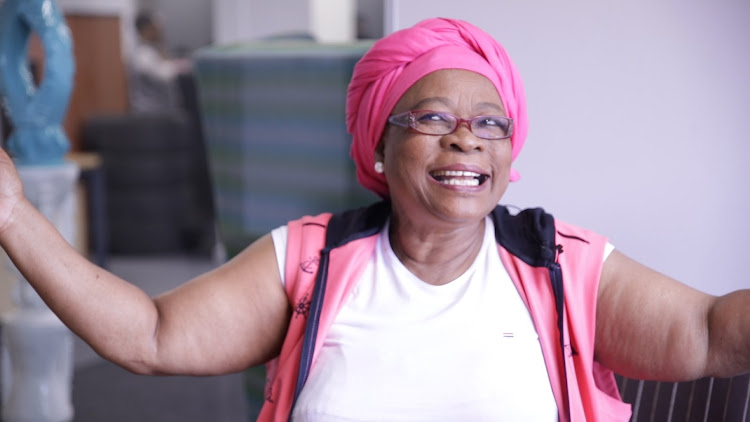 Lillian Dube opens up about her cancer battle.
