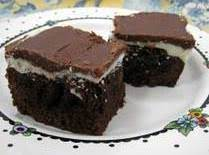Black And White Brownies Recipe