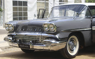 Pontiac Strato Chief 1958 Rent Beja