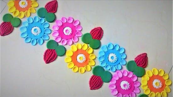 Rangoli Designs Video Tutorials - náhled