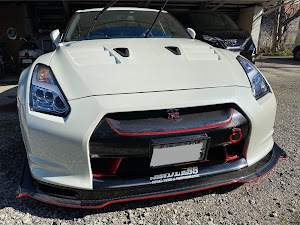 NISSAN GT-R  ブラックエディション/MY08のカスタム事例画像 マサさんの2020年02月19日18:21の投稿