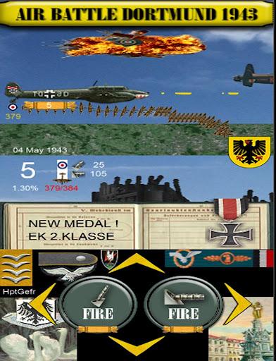 Dortmund 1943 Air Battle