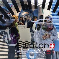 Swatch Shop in San Francisco di