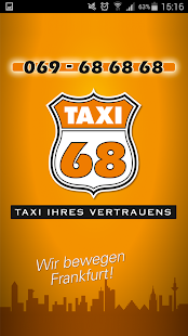 Taxi 68 - Frankfurt- screenshot thumbnail