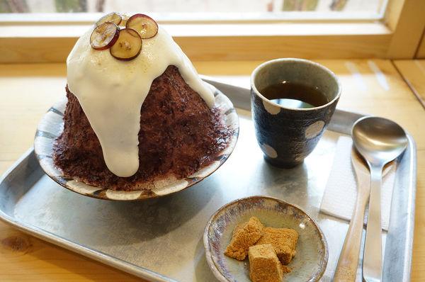 『Kokoni kakigori』~復古頹廢老屋真好拍,日式剉冰甜食
