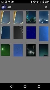 StarrySky Camera - náhled
