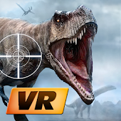 Dino VR Shooter: dinosaurs VR games icon