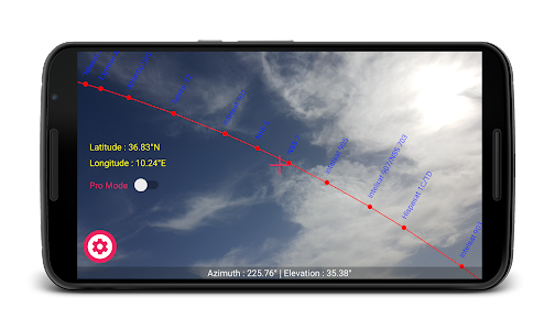 Satellite Pointer PRO v2.6