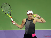 Caroline Wozniacki vindt de Australian Open-finale haar beste match uit 2018