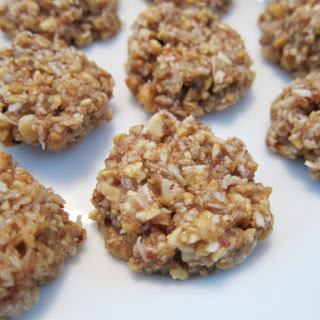 A Recipe for Sweet and Nutty, No-Bake Cookies