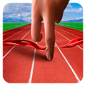 Finger Running Track 3D