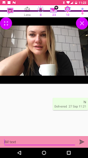 Lesbian video chat and dating- screenshot thumbnail