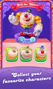 Candy Crush Friends Saga MOD (Unlimited lives/Moves) 2