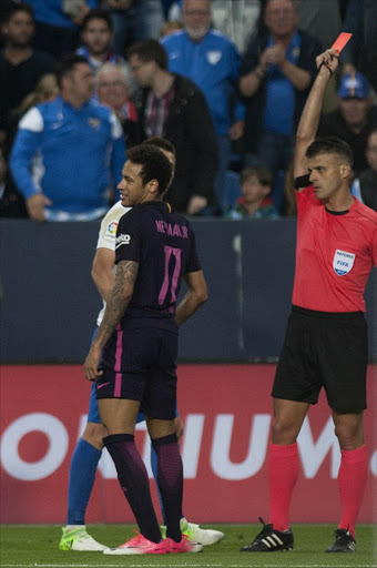 080e1898fcf Barcelona star Neymar banned for El Clasico after sarcastic applause