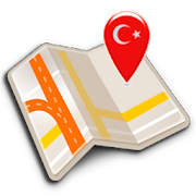 Map of Turkey offline