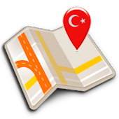 Map of Turkey offline