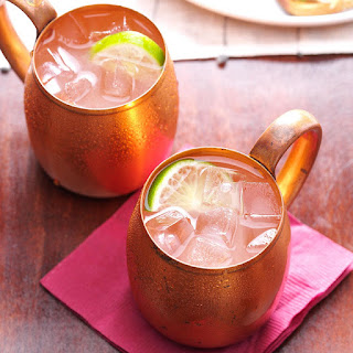 Moscow Mule.