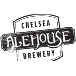 Logo for Chelsea Alehouse Brewery