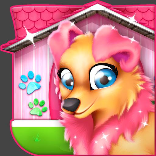 Pet Puppy House Decoration (app)