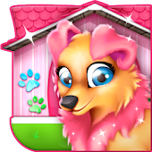Pet Puppy House Decoration