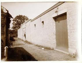 Photo: 1938 Meubelfabriek Hoogma Heilaarstraat.