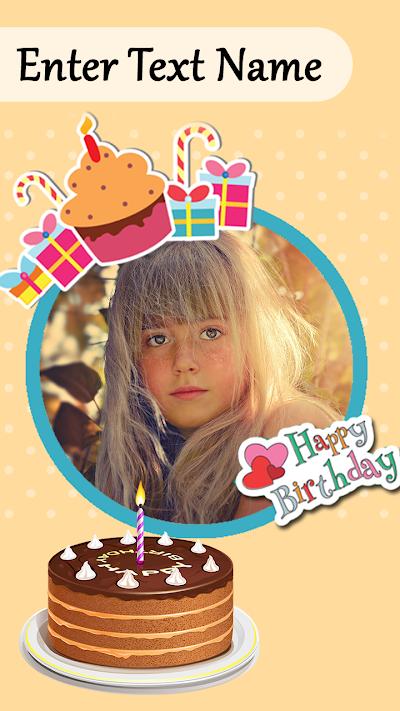Happy Birthday Cake Photo Frame Editor Apk Download Apkindo Co Id