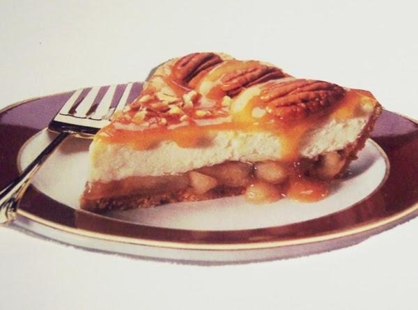 Caramel Apple Cheesecake Quick & Simple Recipe